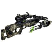 EXCALIBUR BALESTRA ASSASSIN 360 PACKAGE TIMBER STRATA CAMO TACT ZONE