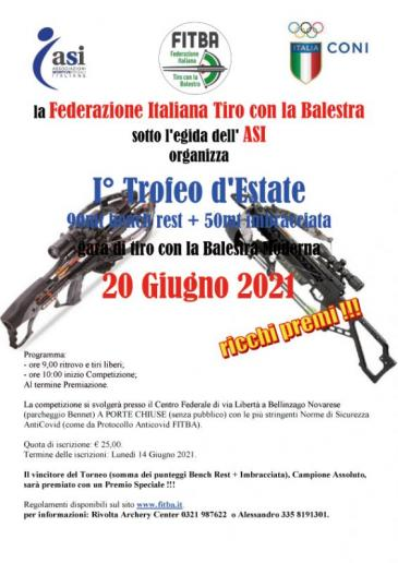 I° TROFEO D'ESTATE FITBA 2021